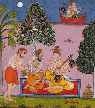 Ramayana Summary by Swami Vivekananda – Sage Narada advises Valmiki.