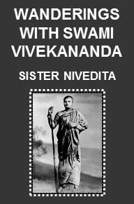 Book Cover for Notes of Some Wanderings with Swami Vivekananda by Sister Nivedita.